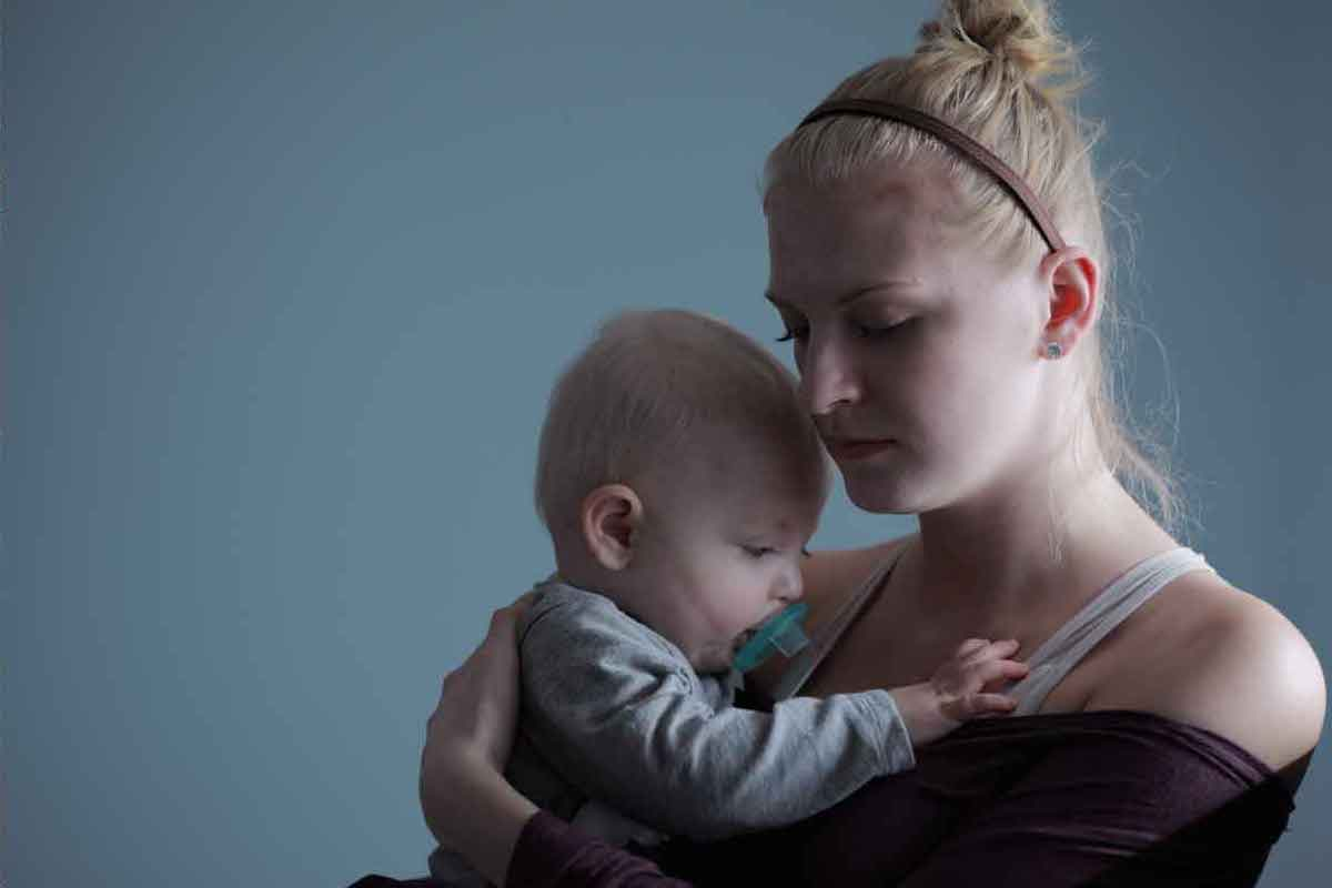 1 IN 5 NEW MOTHERS EXPERIENCE PERINATAL DEPRESSION AND ANXIETY – ARE YOU ONE OF THEM?