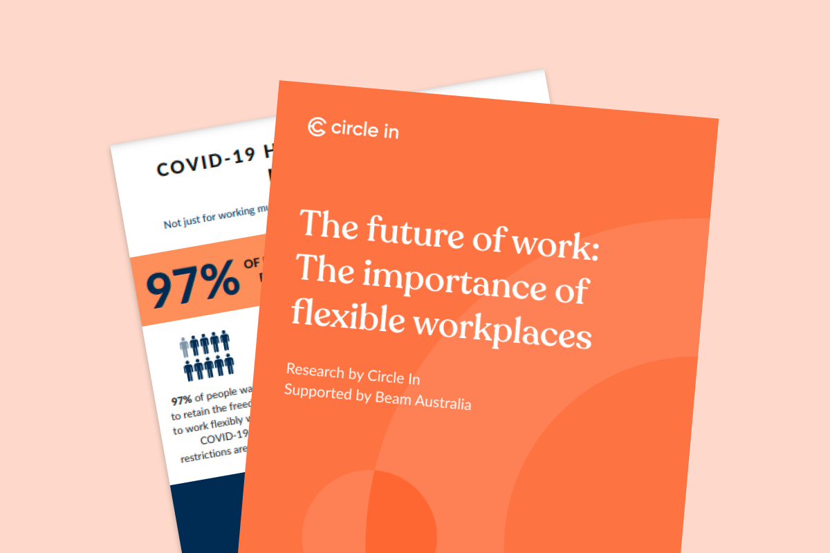 The future of work: The importance of flexible workplaces