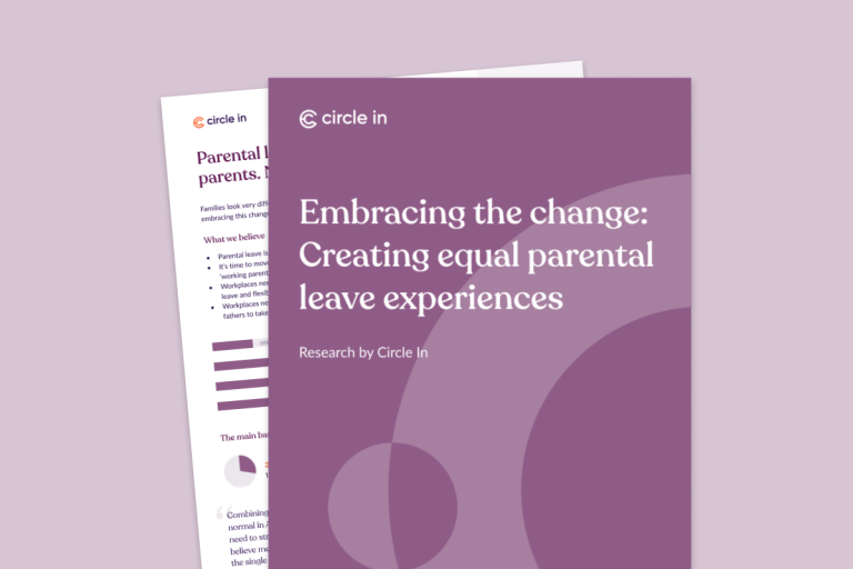 Embracing the change: Creating equal parental leave experiences